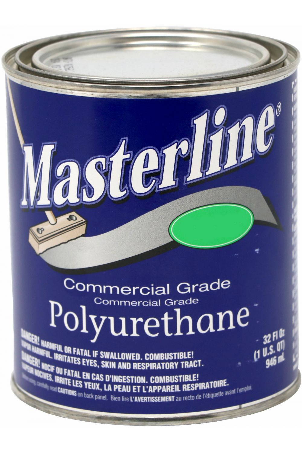 Masterline Oil Based Polyurethane Semi Gloss Quart