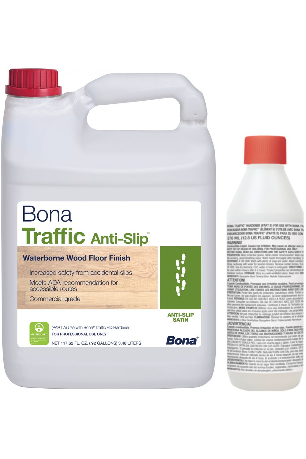 Bona Traffic Anti Slip Satin Hardwood Floor Finish